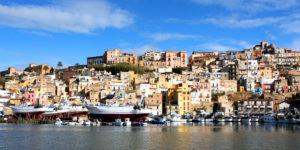 Il porto di Sciacca